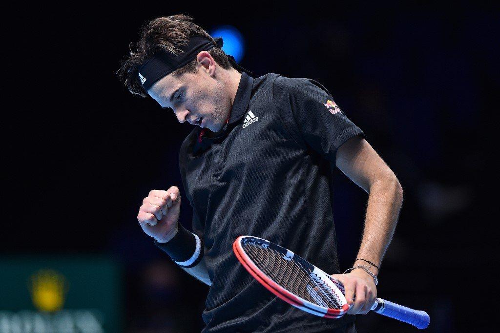 ATP Finals. Rachunki wyrównane. Dominic Thiem z pierwszym zwycięstwem