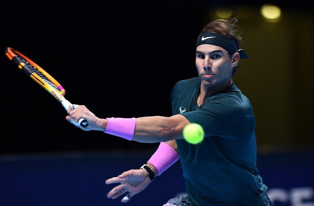 ATP Finals. Nadspodziewanie łatwy początek Nadala