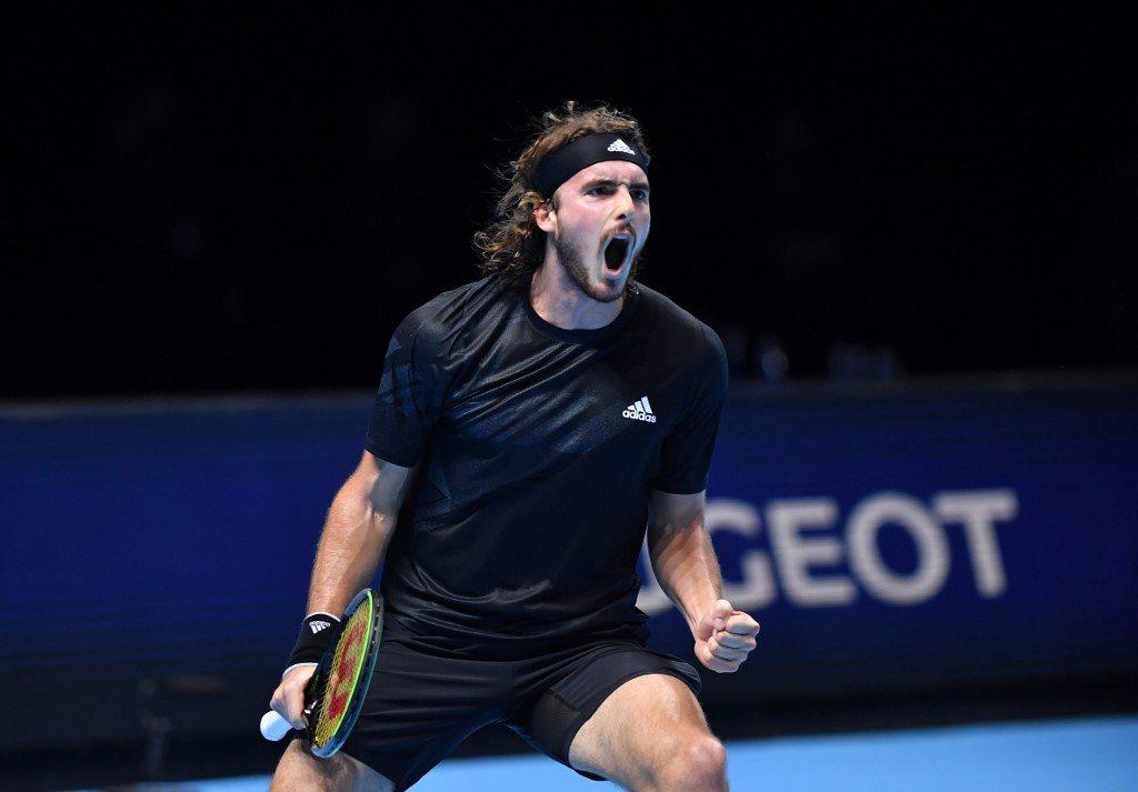 ATP Finals. Tsitsipas przetrwał i o półfinał zagra z Nadalem