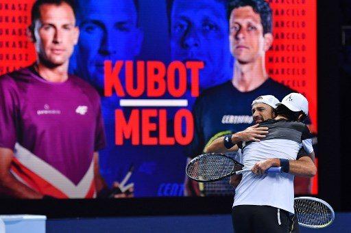 ATP Finals. Ostatni mecz duetu Kubot/Melo. Piękne zwycięstwo i łzy wzruszenia