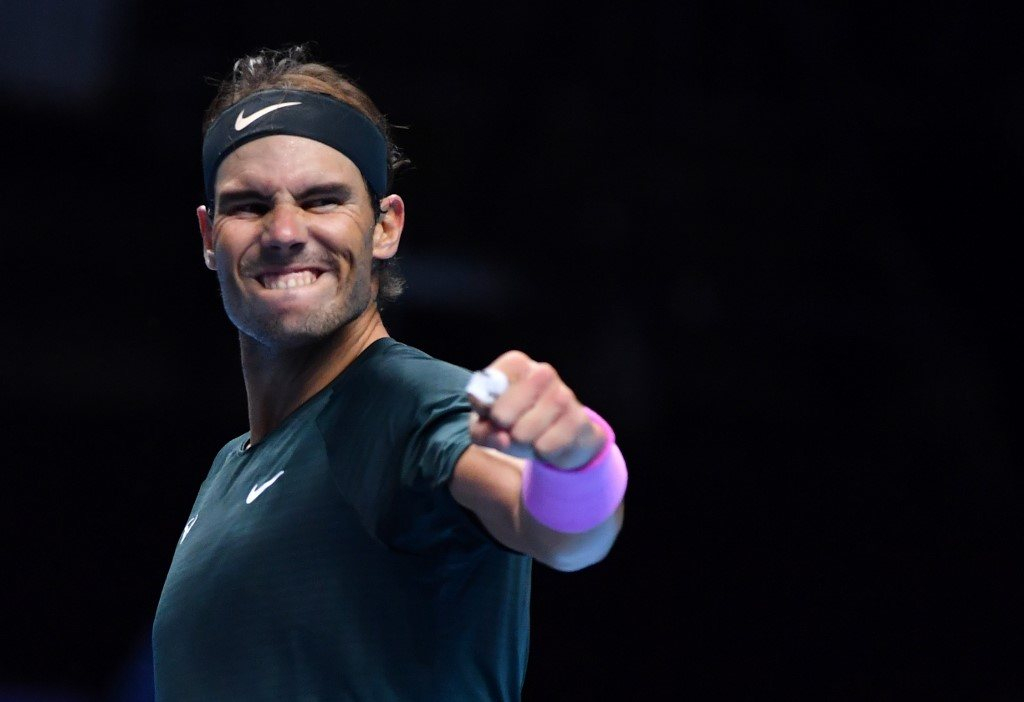 ATP Finals. Nadal wyeliminował obrońcę tytułu