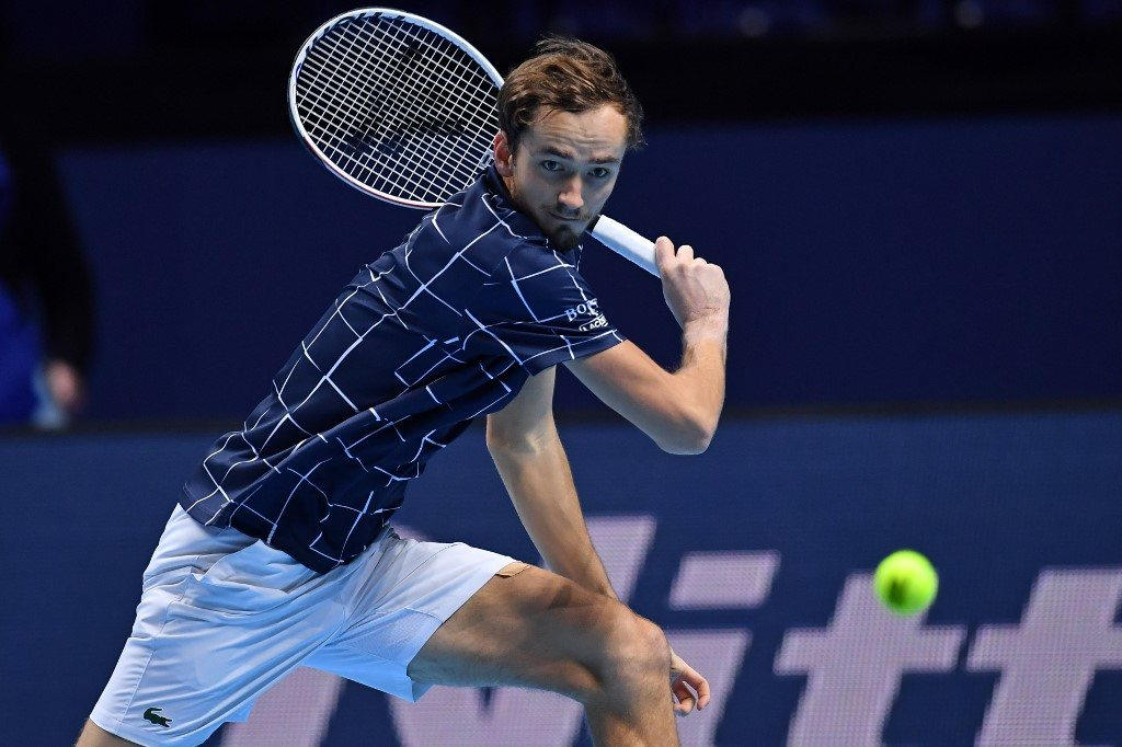 ATP Finals. Miedwiediew przypieczętował zwycięstwo w grupie