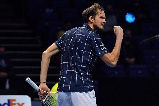 ATP Finals. Wielki sukces Miedwiediewa! Ostatnie trofeum w sezonie dla Rosjanina