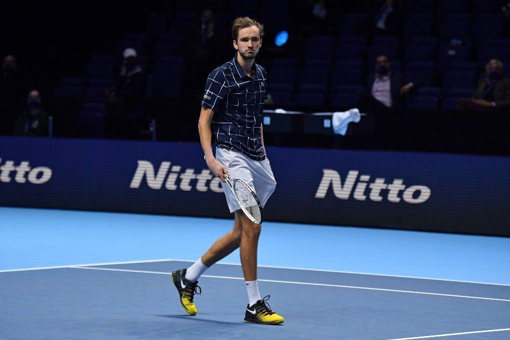 Punkty z poprzednich lat nie pomogą w awansie do ATP Finals