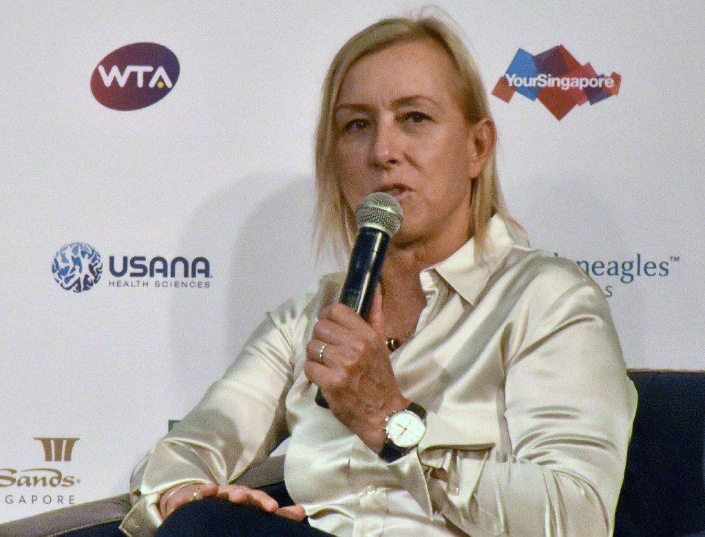 Navratilova krytycznie o Dżokoviciu: Z pewnością nie pomaga to jego tenisowi