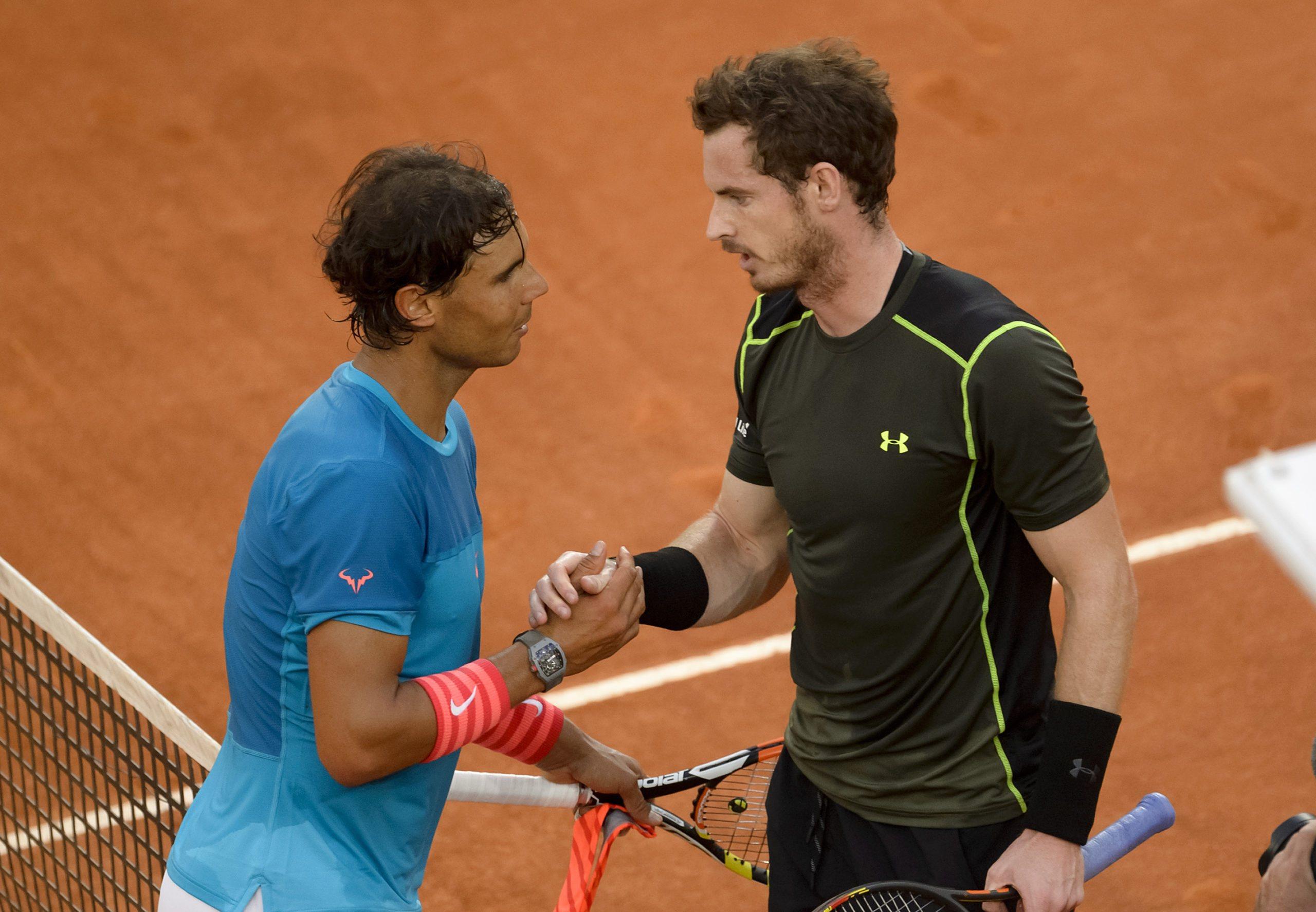 Murray: Rekord Nadala na Roland Garros nigdy nie zostanie pobity