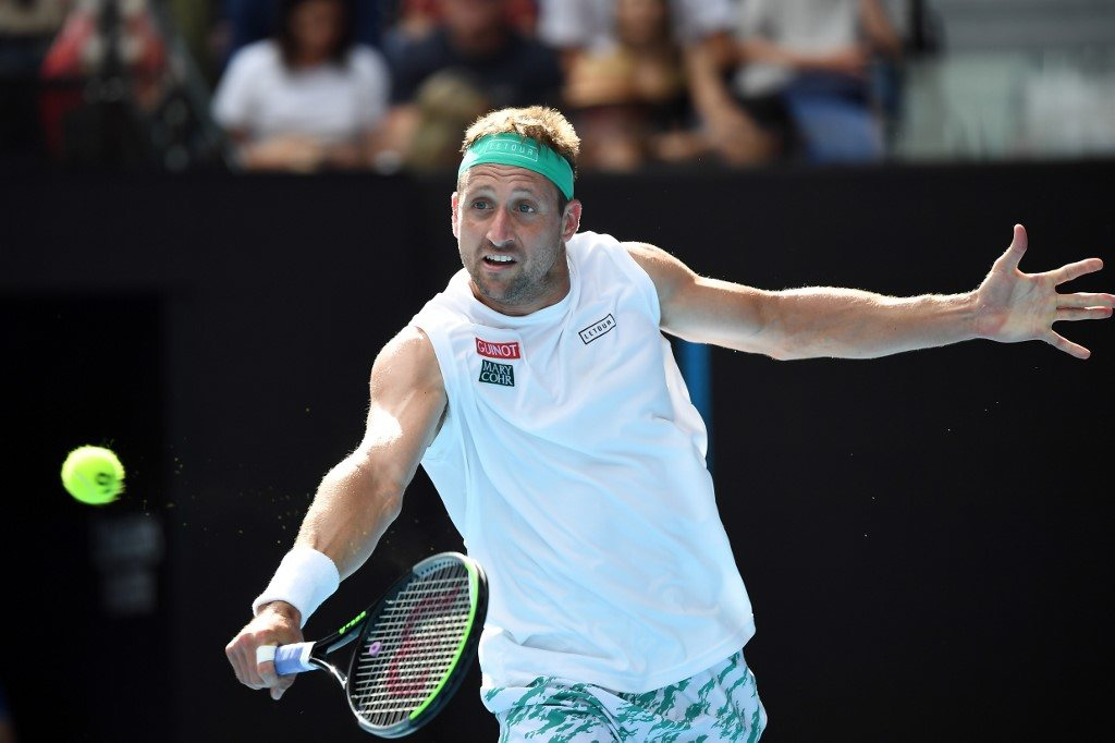 Australian Open. Organizatorzy zrobili wyjątek dla Sandgrena