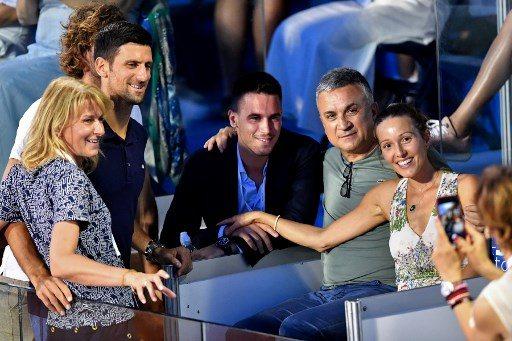 ATP. Brat Dżokovicia dyrektorem przeniesionego turnieju