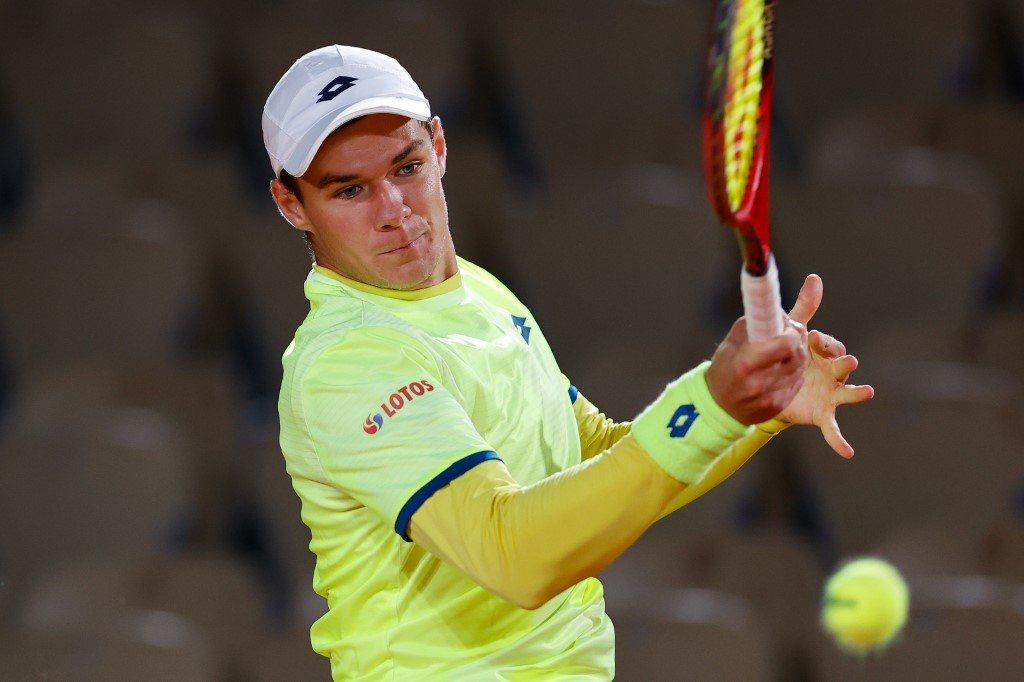 Roland Garros. Ruud poza zasięgiem Majchrzaka