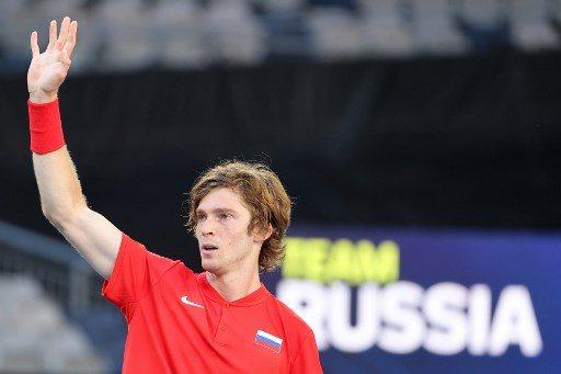 ATP Cup. Rosjanie i Włosi pierwszymi półfinalistami