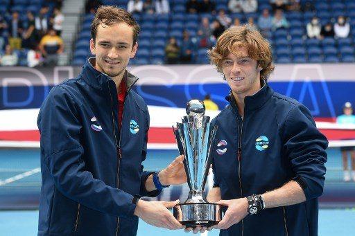 ATP Cup. Rosjanie triumfatorami imprezy