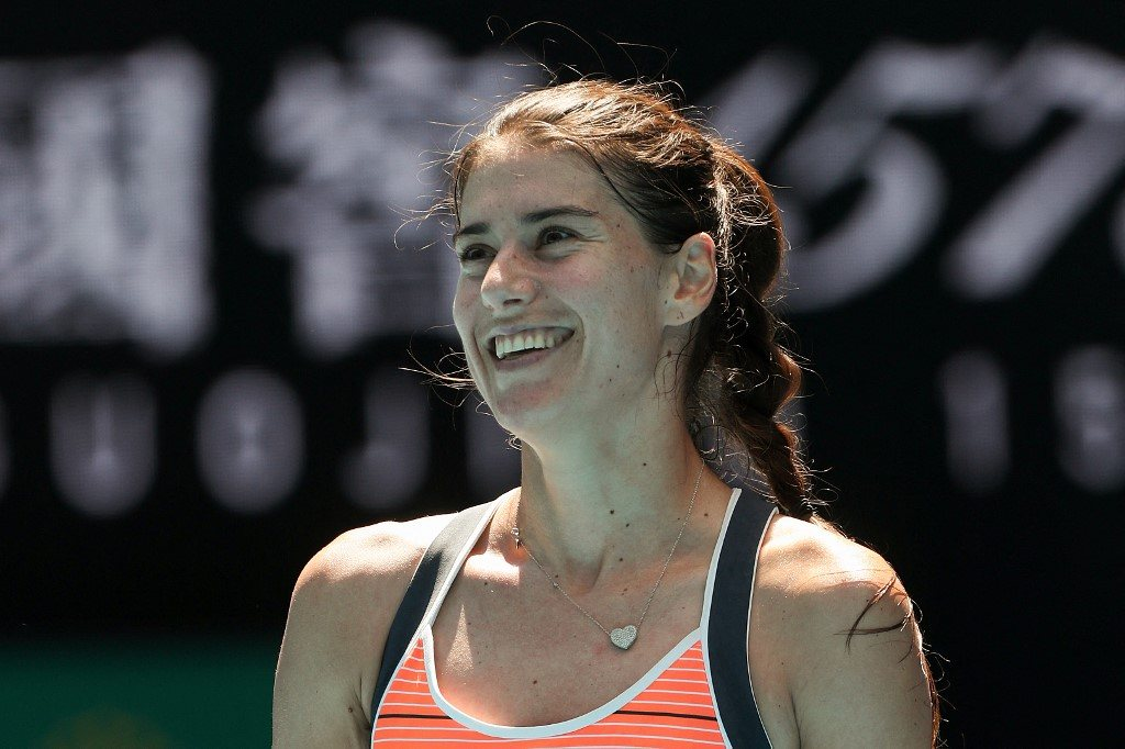 Australian Open. Cirstea zmorą Kvitovej. Odpadła też Andreescu