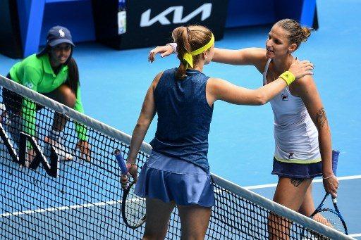 Australian Open. Pliszkova pokonana przez rodaczkę. Niezwykły zwrot akcji w drugim secie