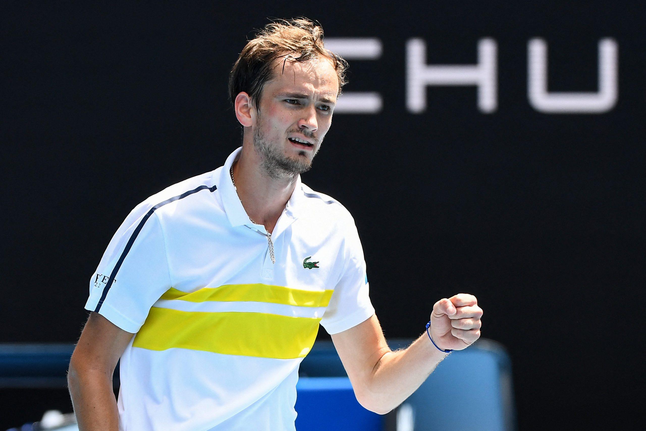 Ranking ATP. Awans Miedwiediewa, Karacew w Top 50