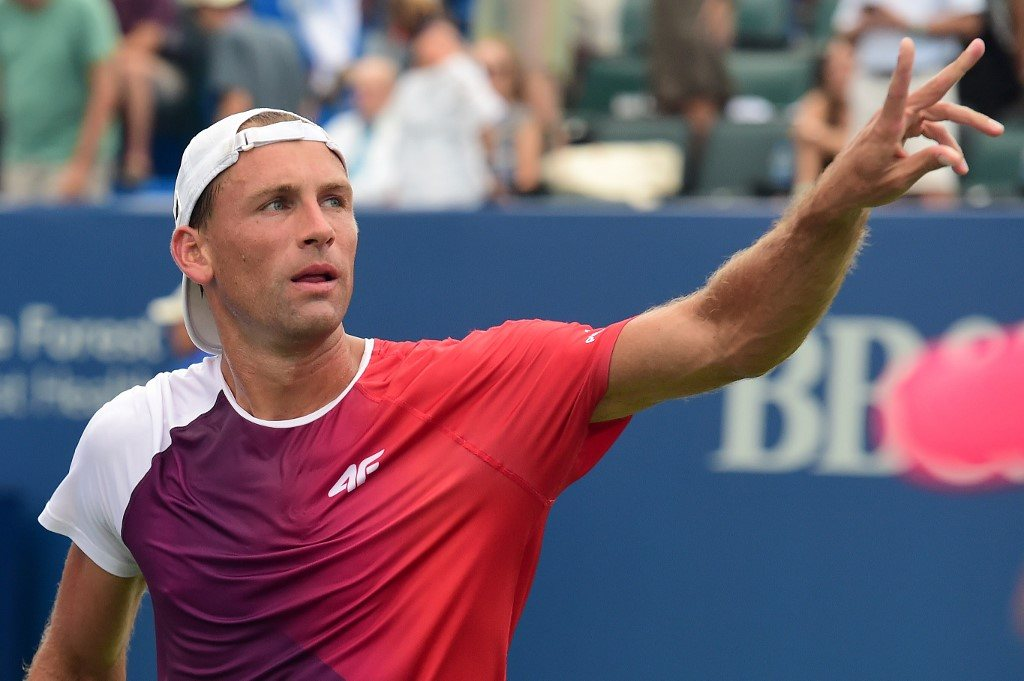 Australian Open. Wielkoszlemowy debiut Kubota i Koolhofa dobiegł końca