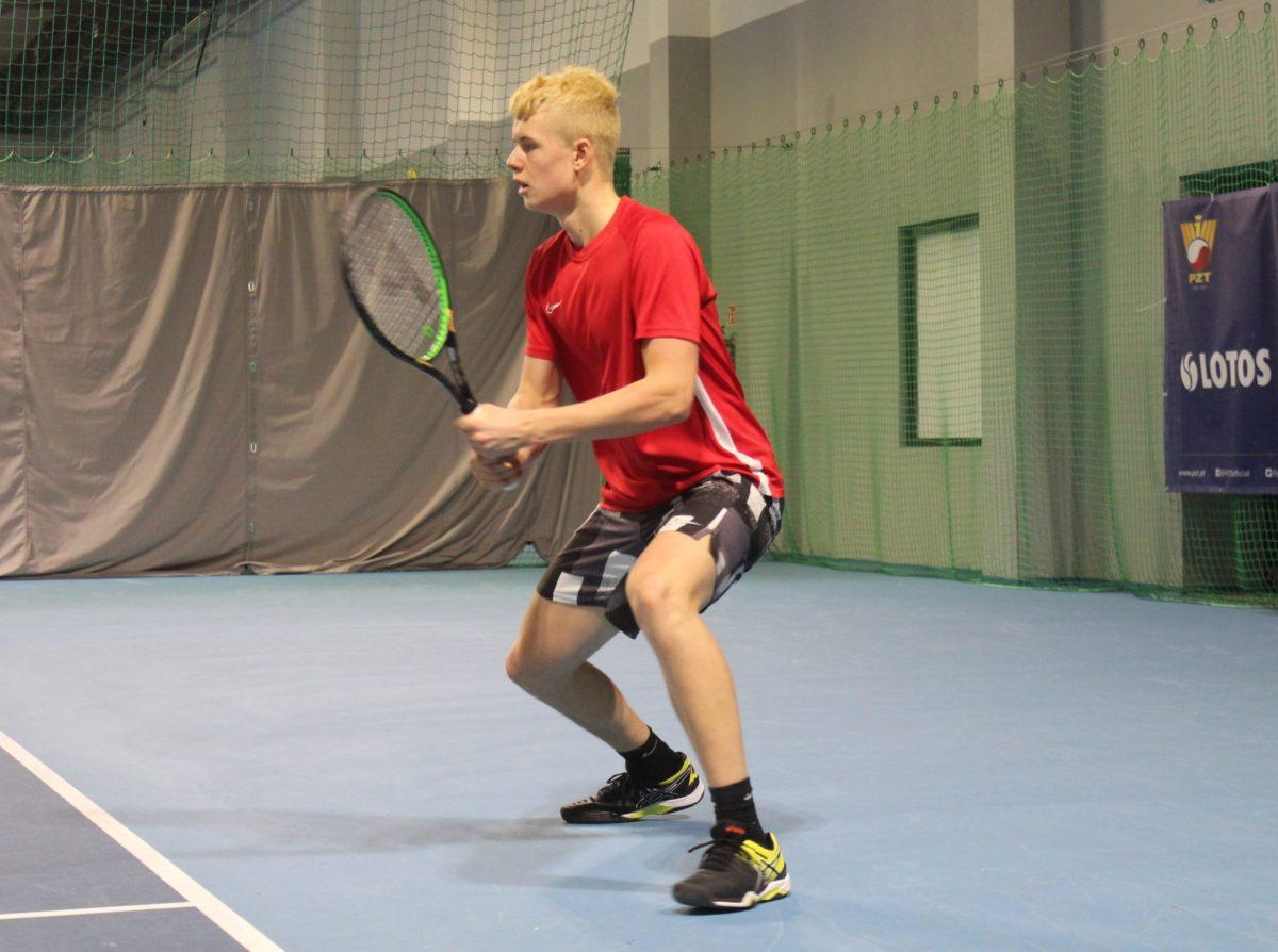 Martyn Pawelski. Przyszłość polskiego tenisa?