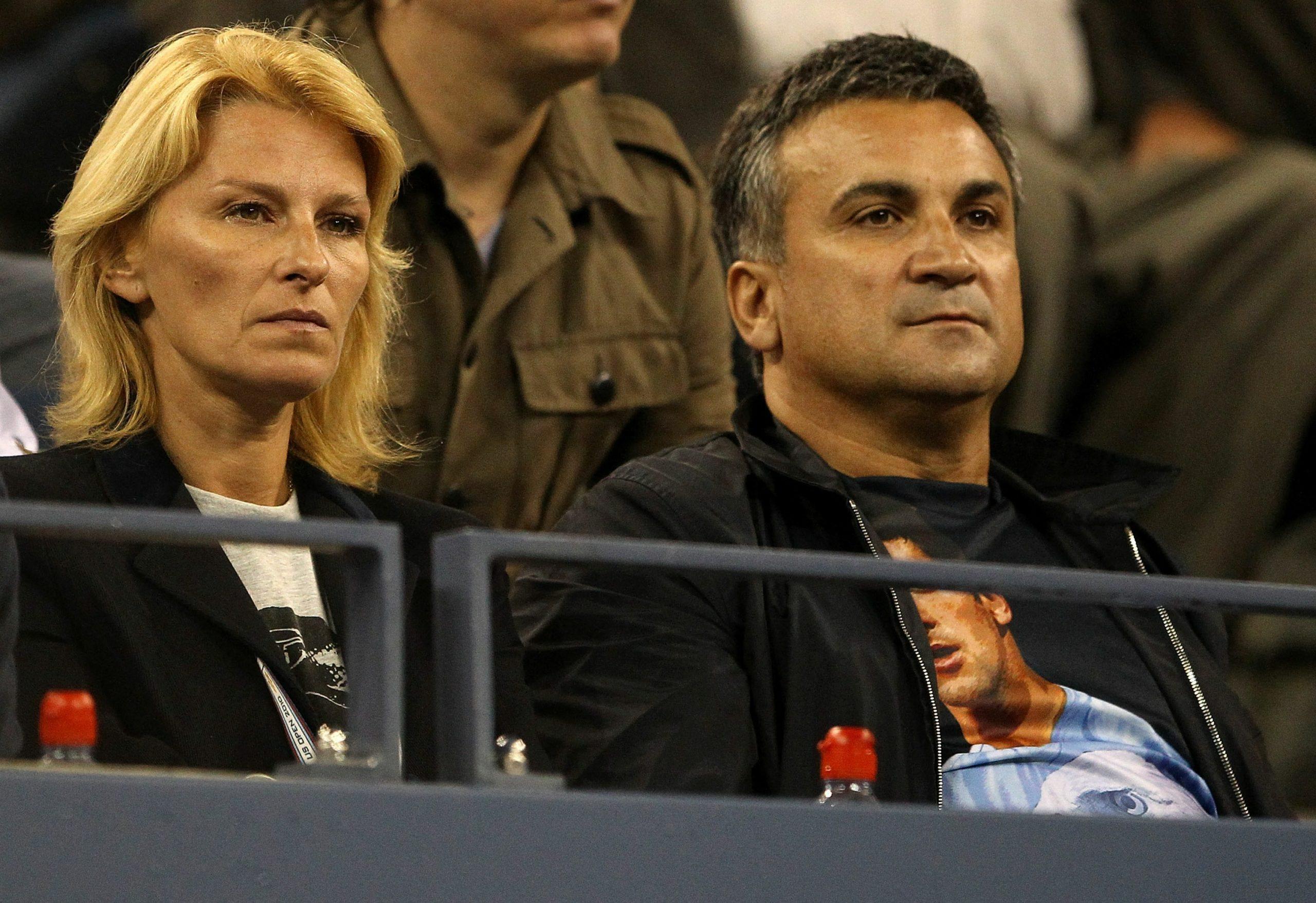 Srdjan Dźoković: Novak jest najlepszym tenisistą w historii