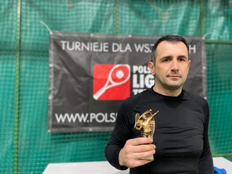 Ruszyły turnieje dla każdego Polskiej Ligi Tenisa 2021. Znamy pierwszych finalistów Zimowych Mistrzostw PLT [WYNIKI]