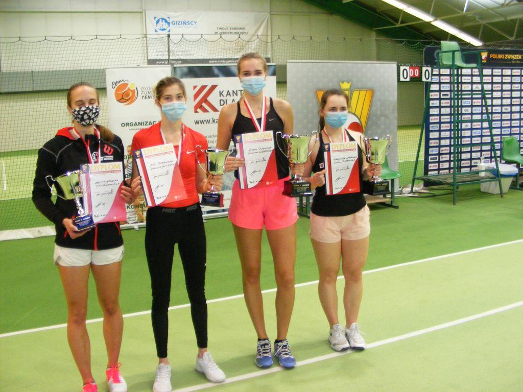 Wiktoria Rutkowska i Szymon Kielan mistrzami Polski w hali