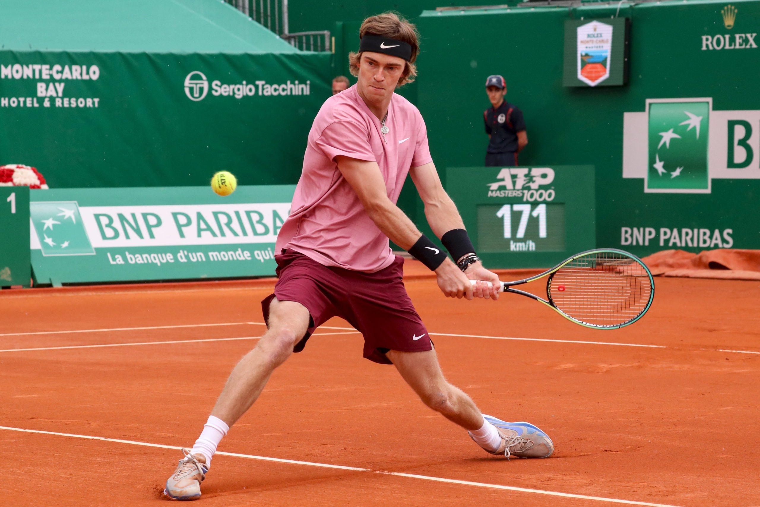 Monte Carlo. Rublow w szóstym ćwierćfinale w sezonie