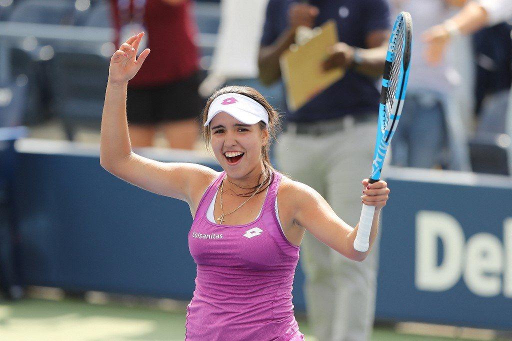 Ranking WTA. Rewelacyjna Kolumbijka puka do pierwszej setki