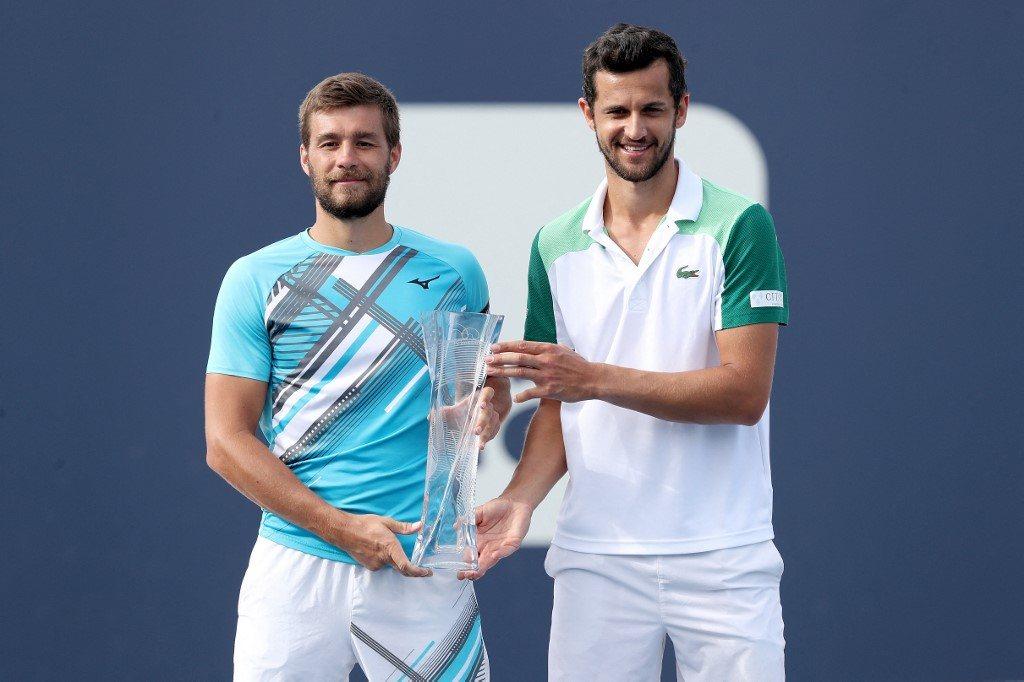 Ranking ATP. Nowy lider u deblistów