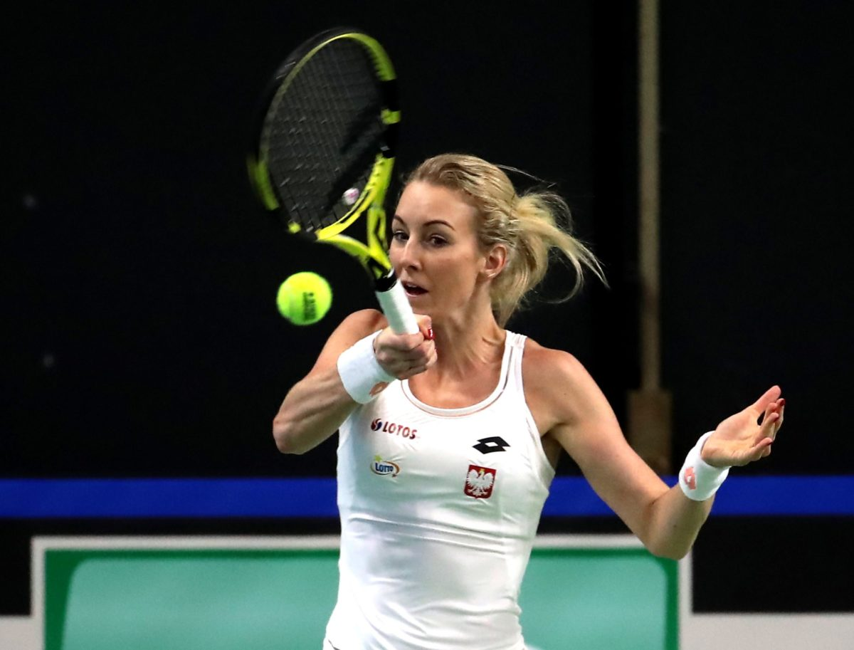 Wimbledon. Radwańska nie dołączy do Linette i Świątek