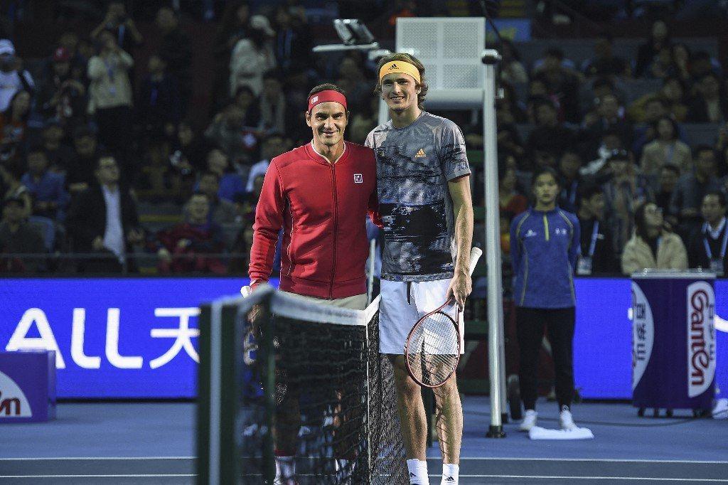 Federer: Sascha chciał zacząć od nowa