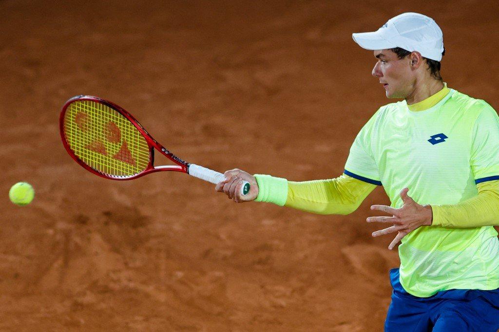 Rzym. Debiut Majchrzaka w turnieju ATP Masters 1000