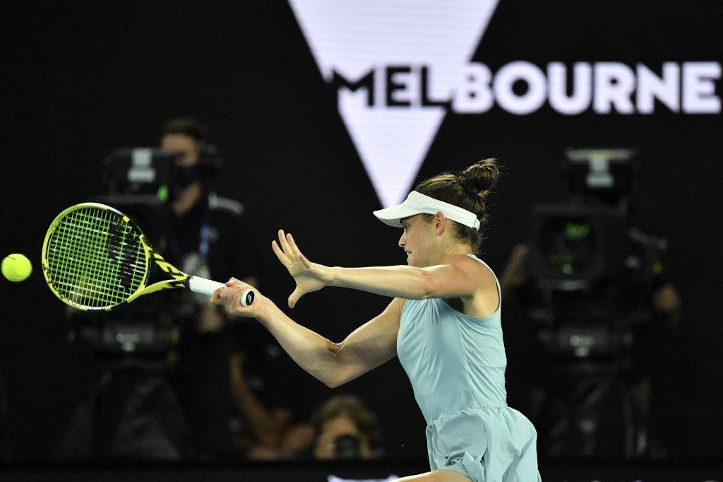 Finalistka Australian Open zakończyła owocną współpracę