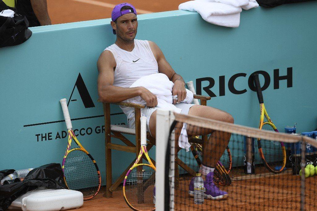 Nadal: turniej w Madrycie jest dla mnie najtrudniejszy
