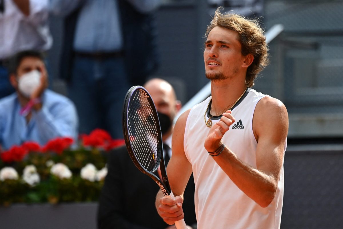 Roland Garros. Zverev w półfinale