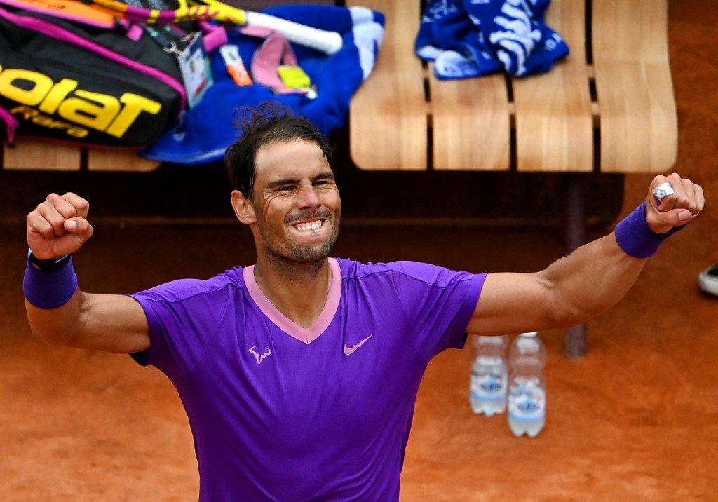 Roland Garros. Rafael Nadal pierwszym półfinalistą