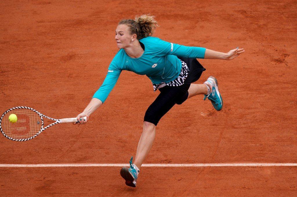 Roland Garros. Niesamowita pogoń Siniakovej