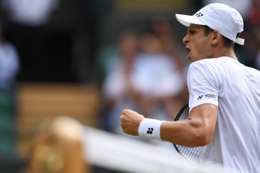 Ranking ATP. Hurkacz przebije Janowicza, goni Fibaka
