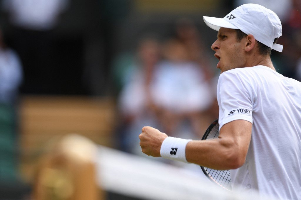 Wimbledon. Pewne zwycięstwo Hurkacza na otwarcie