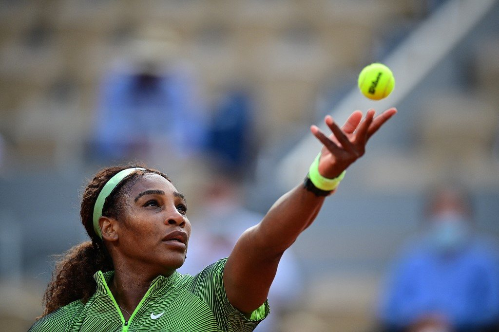 Roland Garros. Serwis podporą Williams
