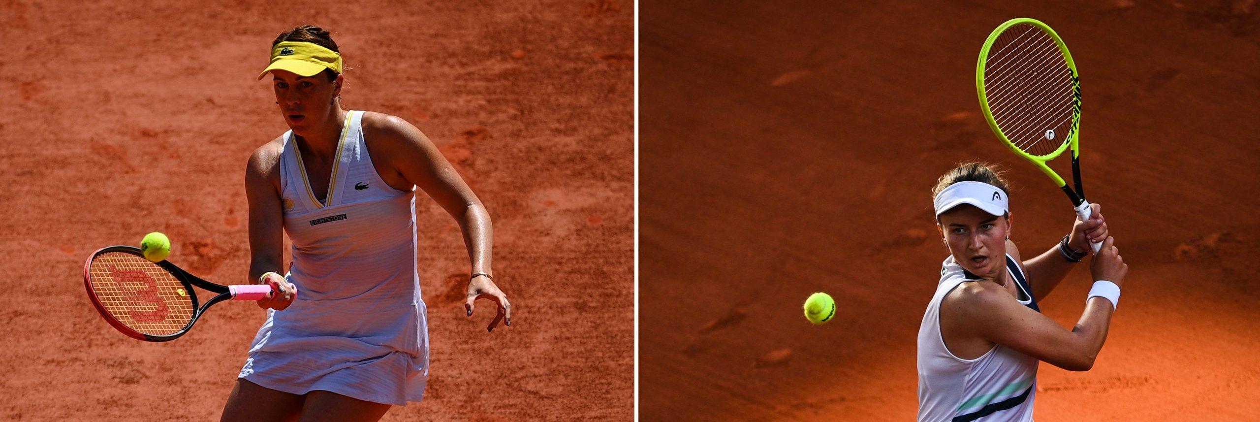 Roland Garros. Starcie debiutantek