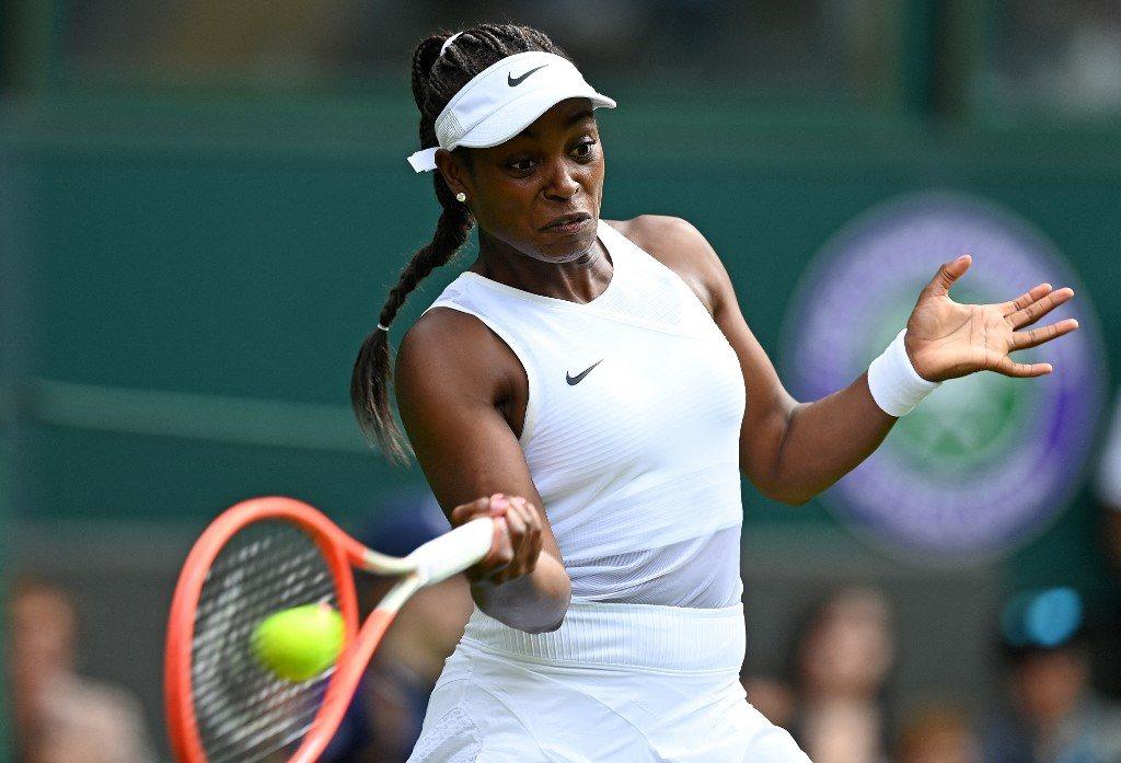 Wimbledon. Dwukrotna mistrzyni za burtą