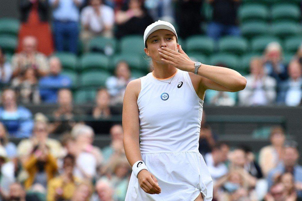 Ranking WTA. Świątek najwyżej w karierze, Sakkari po raz pierwszy w dziesiątce