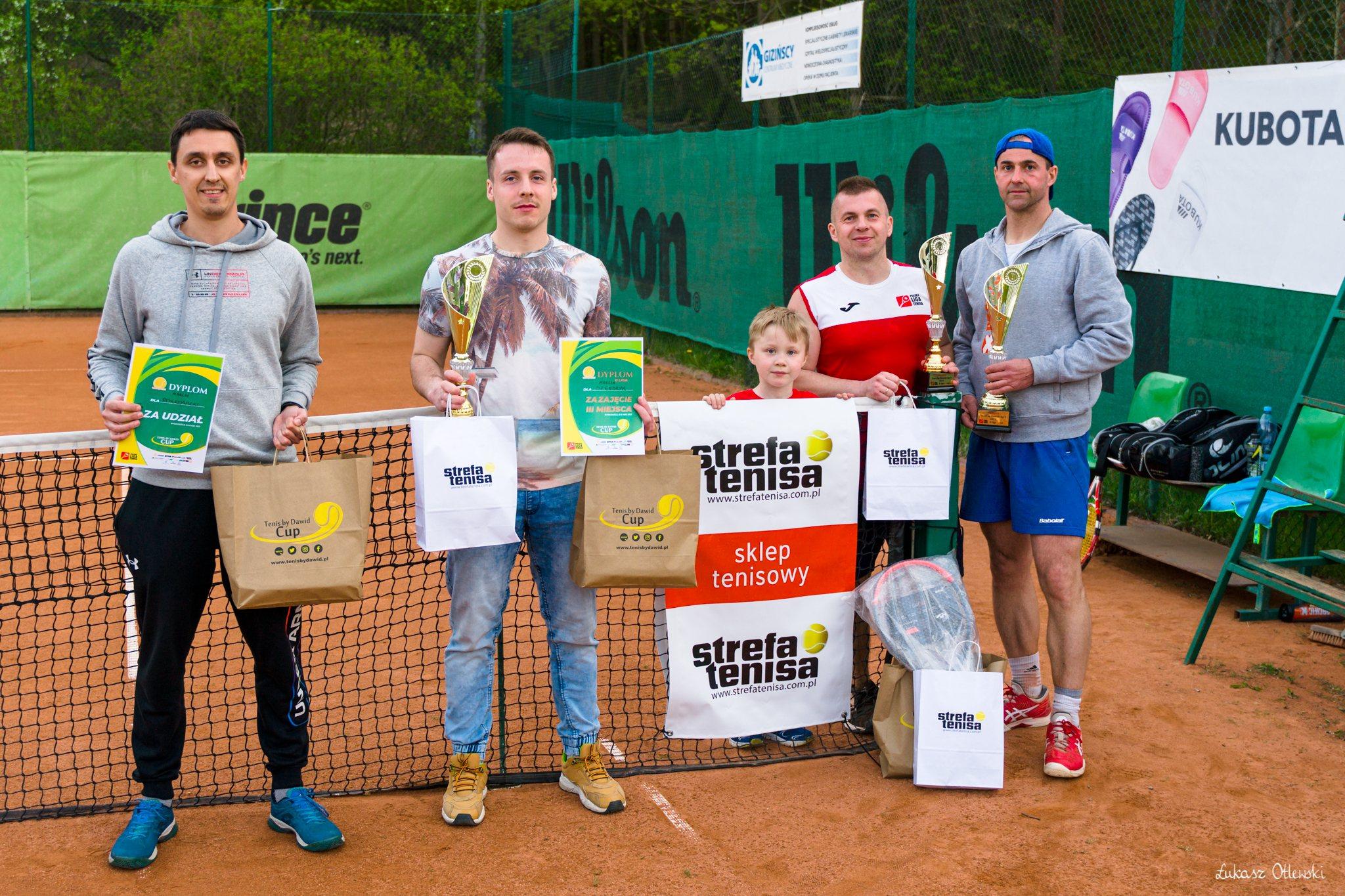 Podsumowanie piątej edycji Tenis by Dawid Cup
