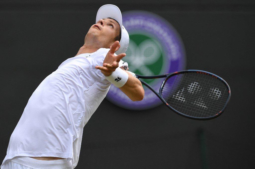 Wimbledon. Świetny występ Hurkacza. Polak zameldował się w trzeciej rundzie
