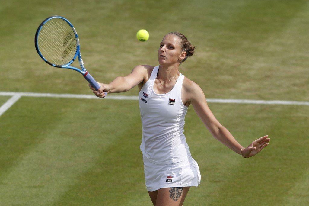 Wimbledon. Rewelacja sezonu na kortach trawiastych na drodze Pliszkovej