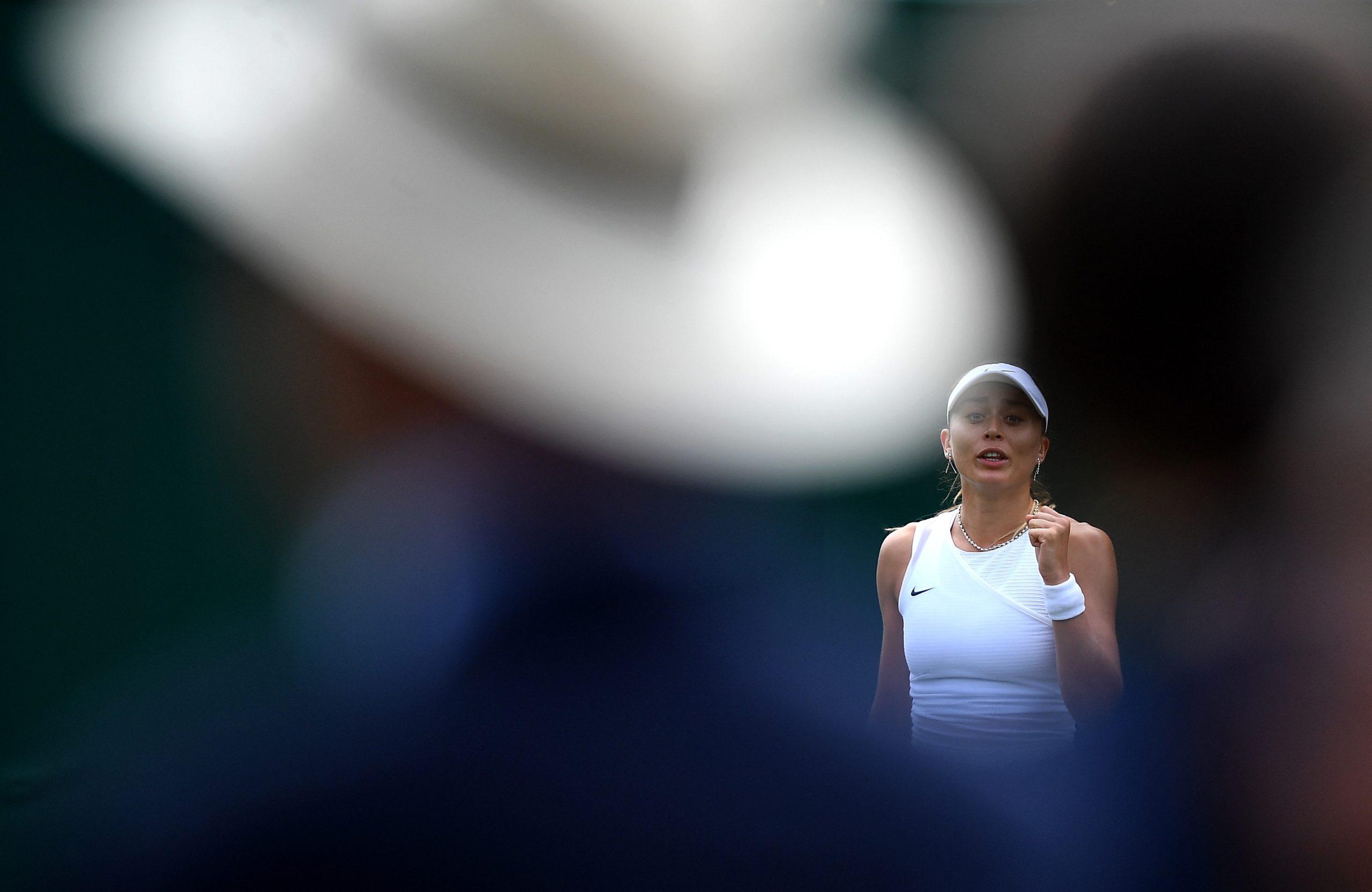 Wimbledon. Linette poznała kolejną rywalkę