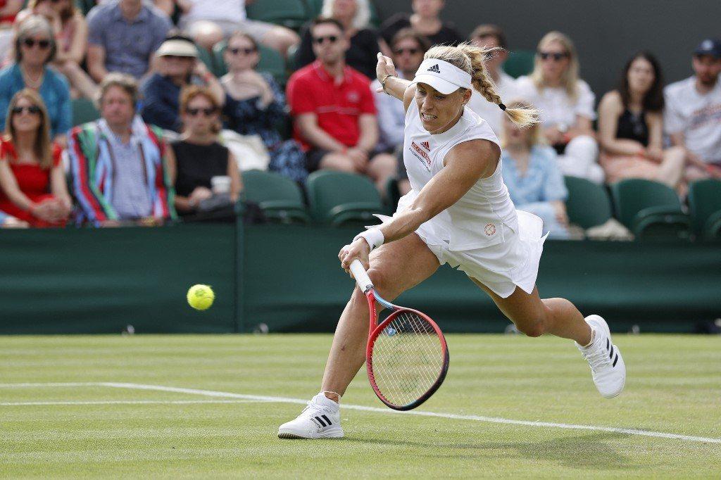 Wimbledon. Kerber skruszyła opór nieustępliwej Hiszpanki