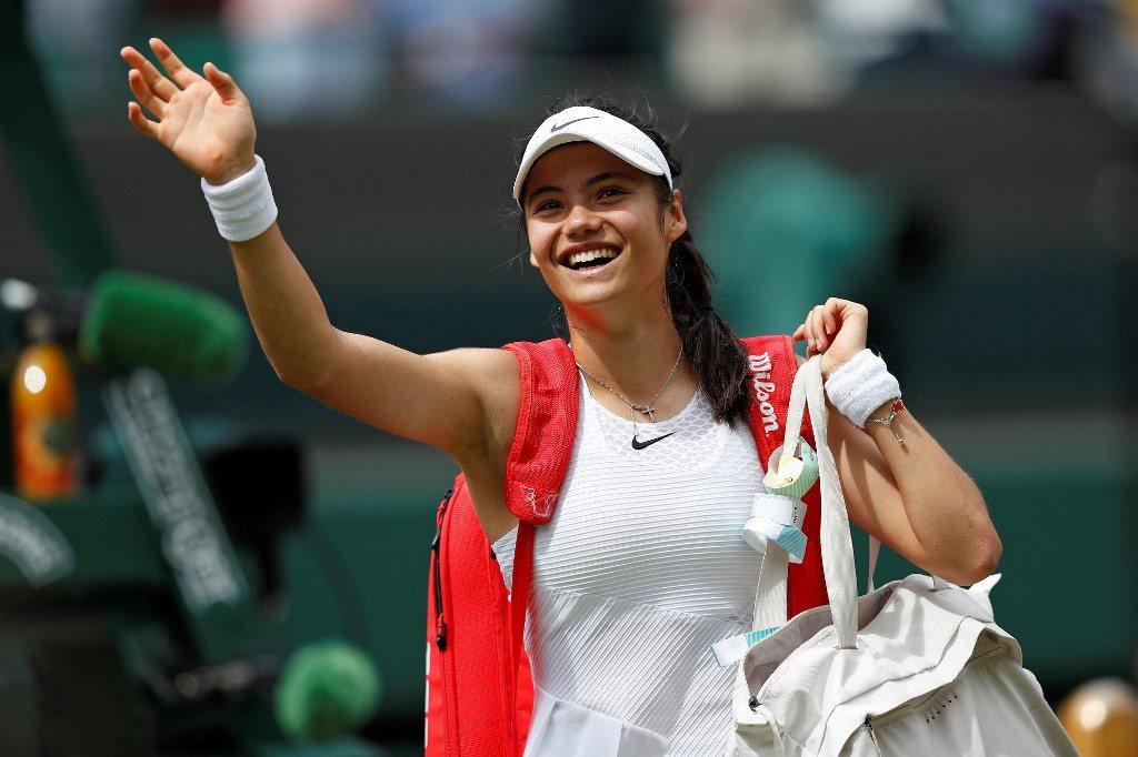 Wimbledon. 18-latka bohaterką gospodarzy