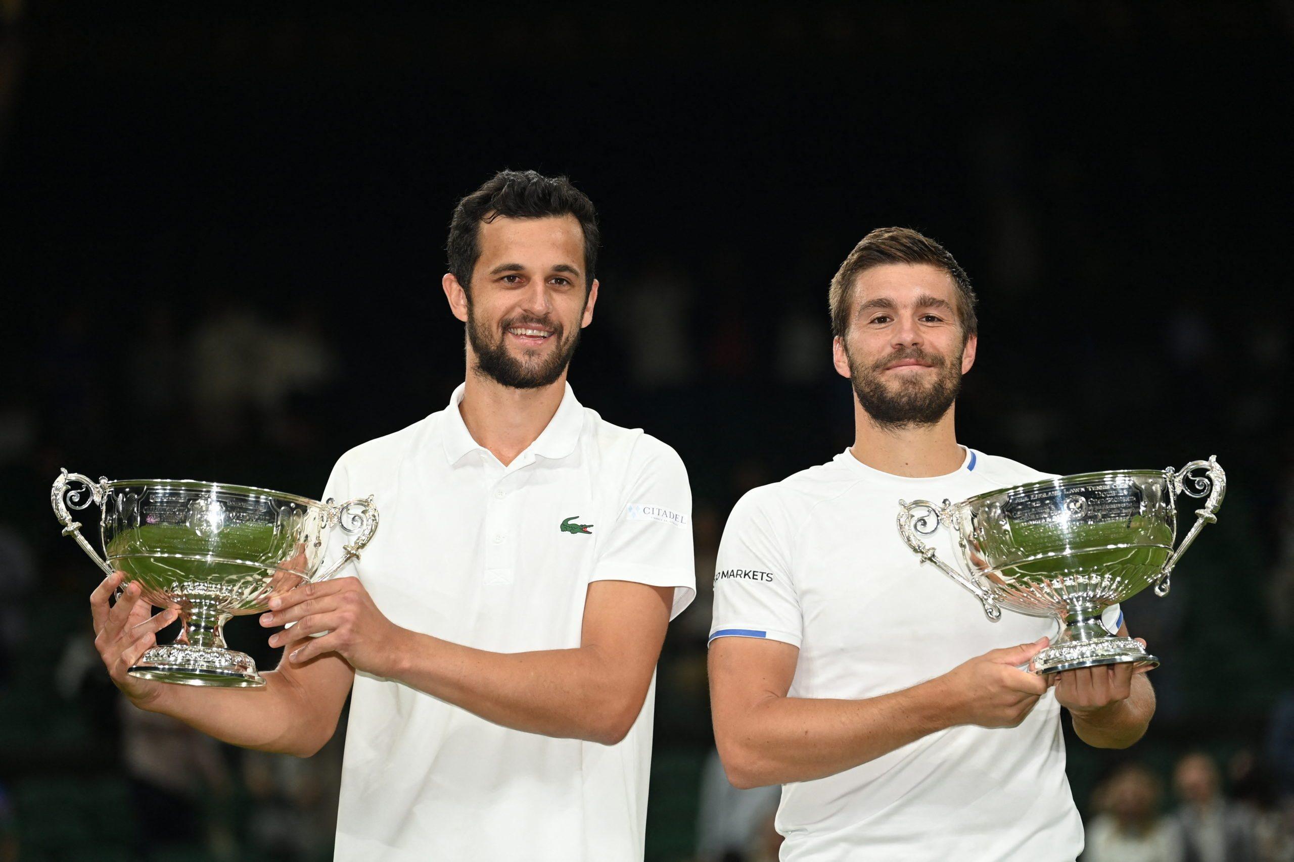 Wimbledon. Pavić i Mektić z upragnionym tytułem