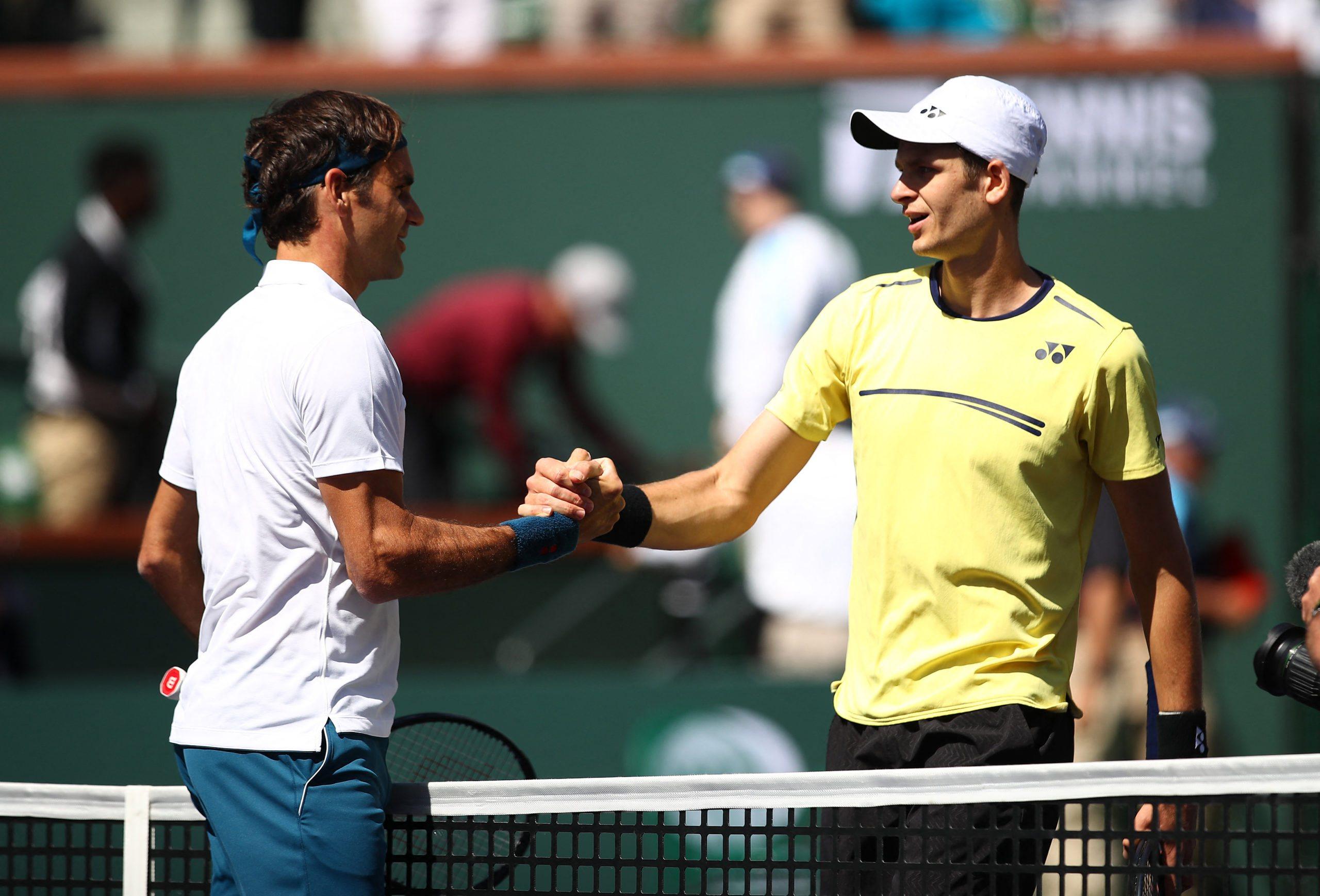 Wimbledon. Hurkacz kontra Federer o miejsce w półfinale