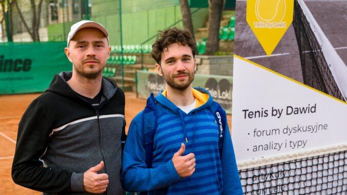 Zaczynamy zapisy do Tenis by Dawid Cup VI (14-15 sierpnia 2021)!