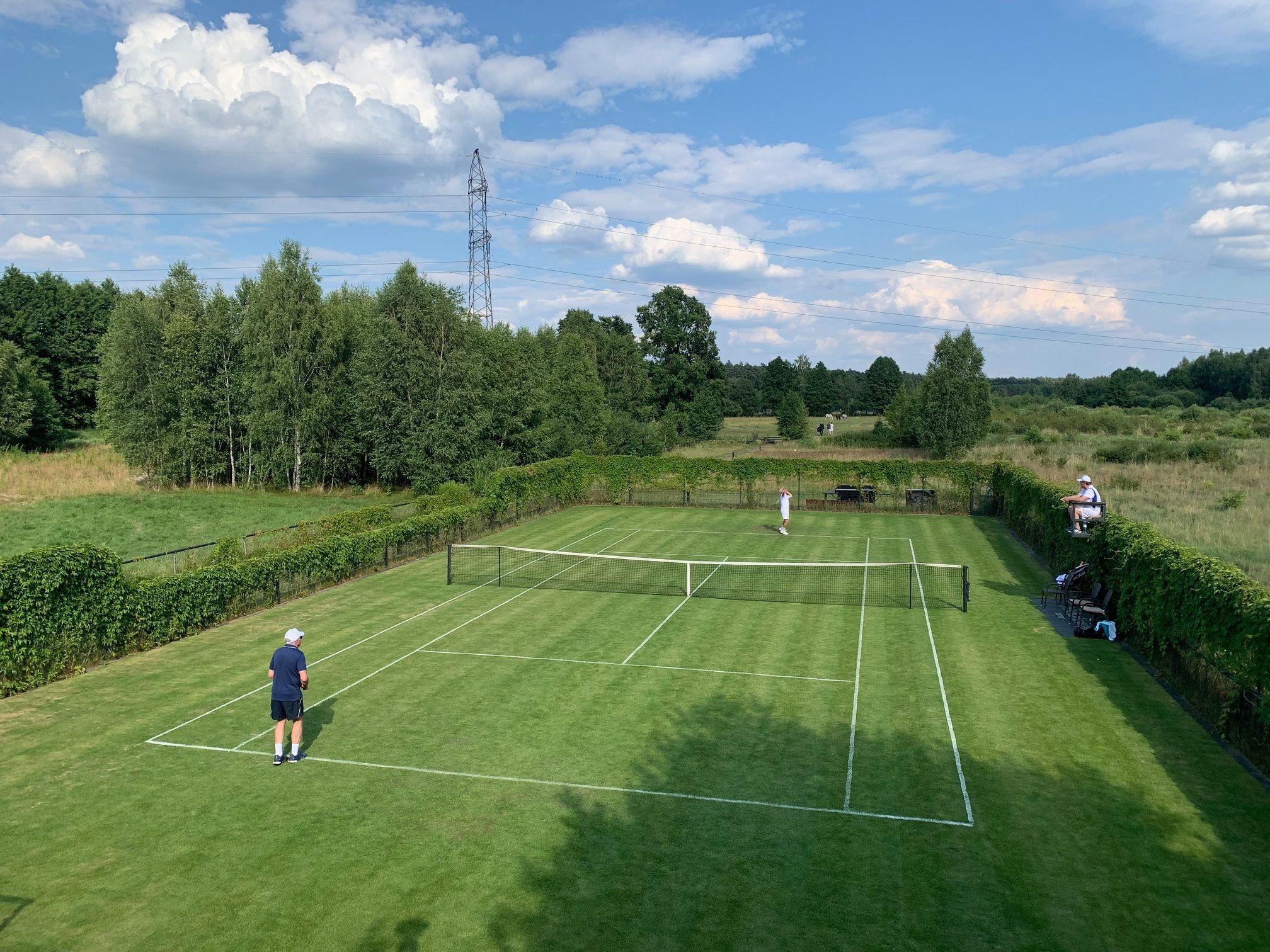 Polska Liga Tenisa wkracza na trawę! Trwają zapisy